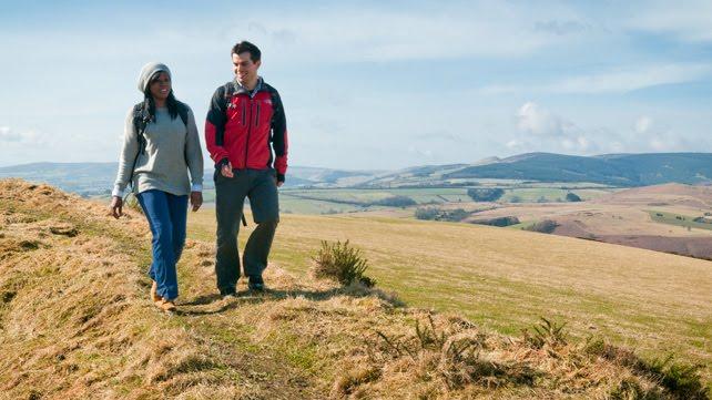 20 mins of Welsh walking